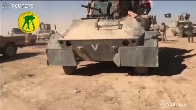 Offensiva delle forze irachene per riprendere Tal Afar dall'Isis