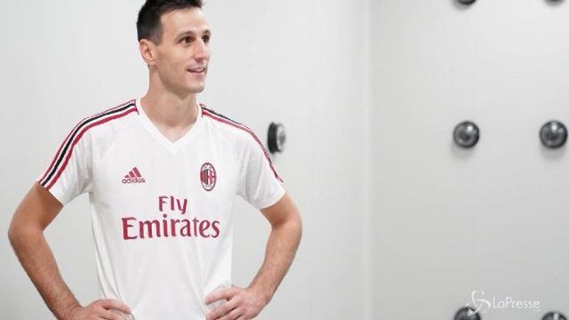 Kalinic al Milan: avrà la maglia numero 7