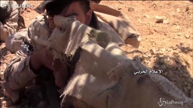 Esercito siriano e Hezbollah contro l'Isis