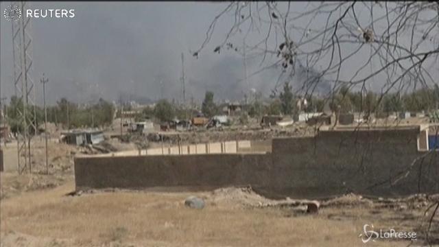 Iraq, forze armate conquistano roccaforte Isis di Tal Afar
