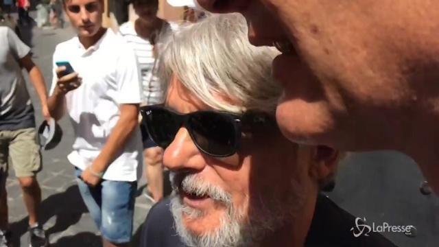 VIDEO Ferrero conferma la cessione di Schick alla Roma