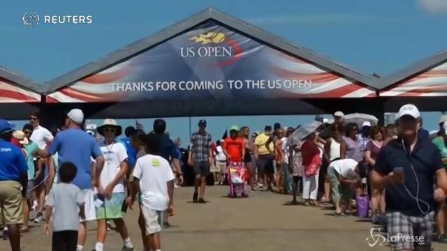 Al via gli Us Open di Tennis