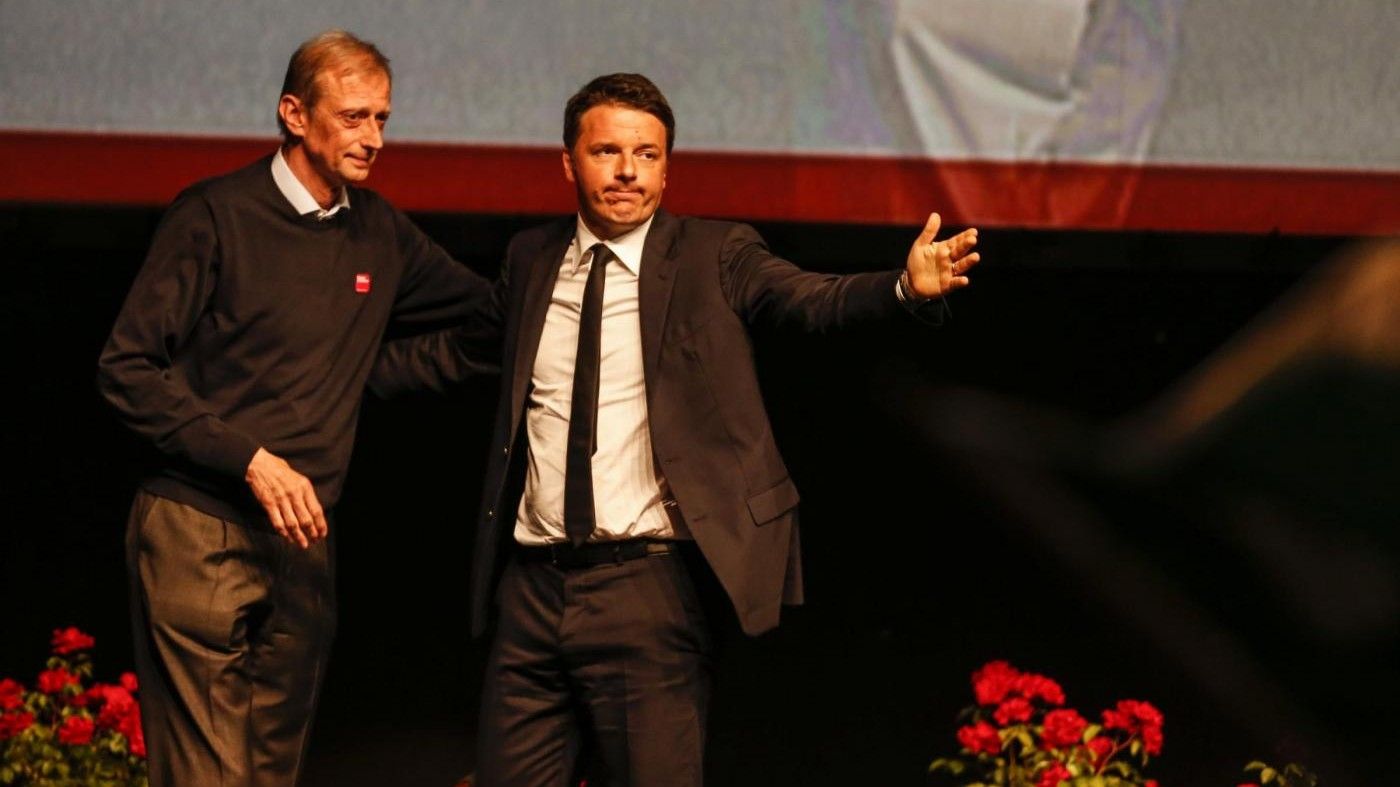 Comunali Torino, Renzi 'bacchetta' M5S e Airaudo e lancia Fassino