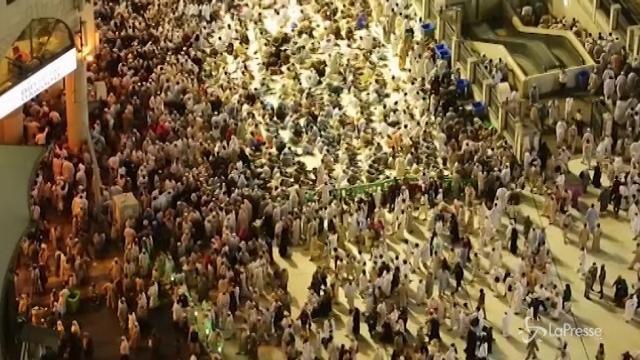 Alla Mecca attesi due milioni di pellegrini