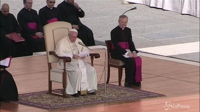La Chapecoense da Papa Francesco