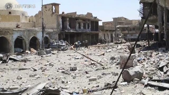 Mosul: l'esercito iracheno combatte casa per casa contro l'Isis