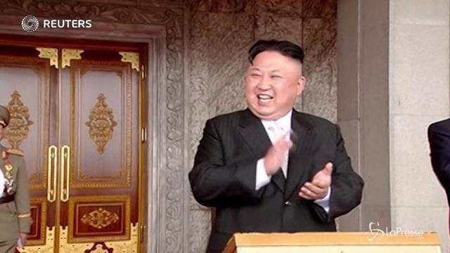 Nord Corea lancia un nuovo missile verso il Mar del Giappone