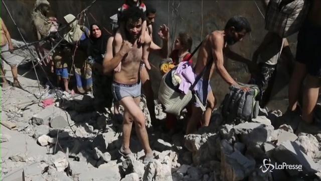 Iraq: ancora decine di migliaia di civili in fuga da Mosul