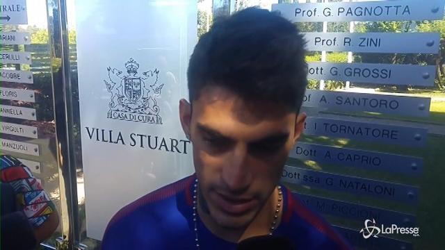 """Perotti: """"Vogliamo portare a casa qualche trofeo"""""""