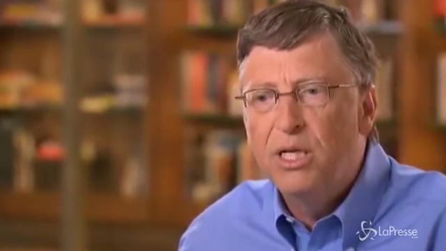"""Bill Gates: """"Rendere più difficili gli ingressi in Europa"""""""