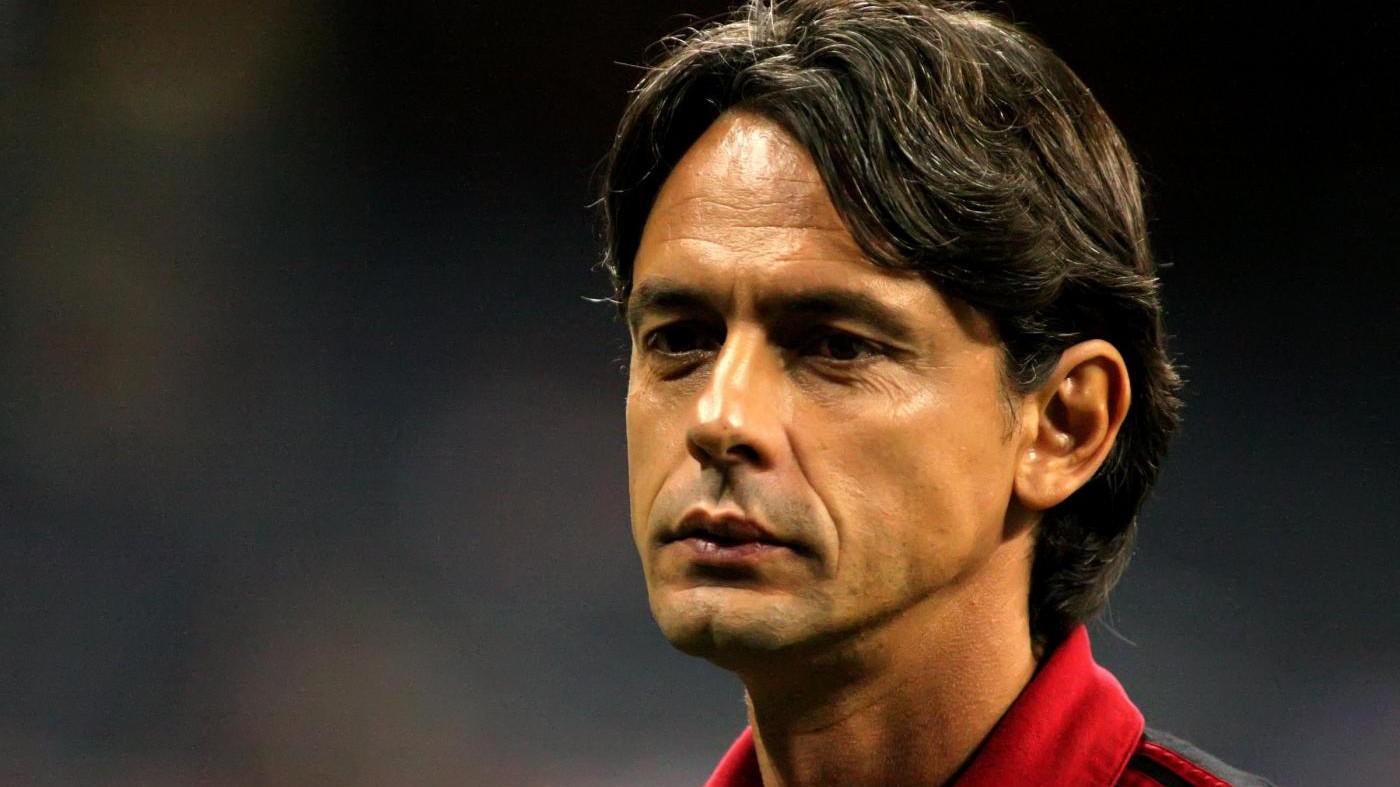 Lega Pro, Pippo Inzaghi è il nuovo tecnico del Venezia