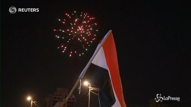 Iraq, liberazione di Mosul: la grande festa di Baghdad