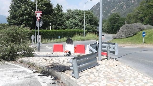 Incidente Val di Susa, resta in carcere l'autista