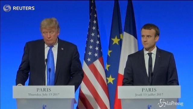 Accordi clima, Trump apre al dialogo