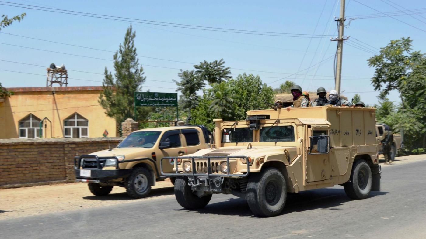 Afghanistan, ok di Obama a raid aerei sui talebani