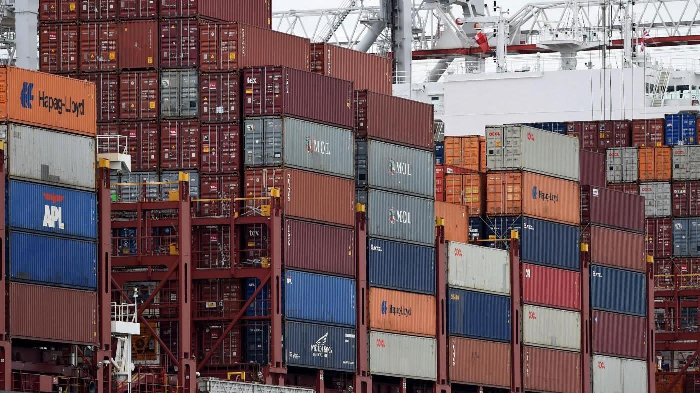 Nel primo trimestre è calato l'export in tutta Italia