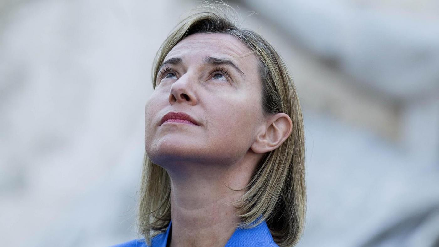 Ue, Mogherini: Muri fatti per essere abbattuti o aggirati