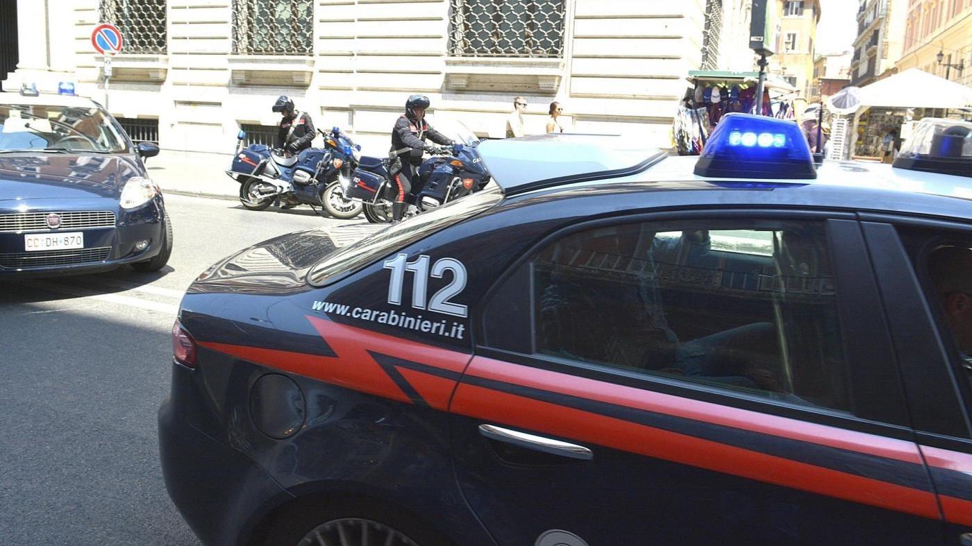 Bari, hashish nell'imbottitura della sella della moto: arrestato