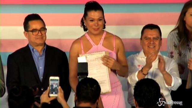 A Città del Messico il cambio di sesso diventa più facile