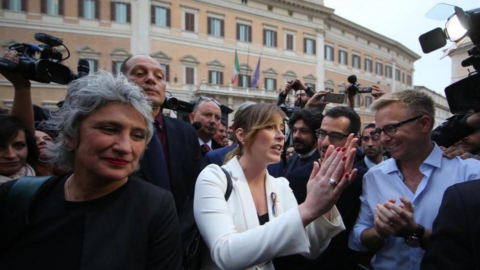 Unioni civili, Concia: Ho detto a Boschi 'ti bacio', lei spiazzata