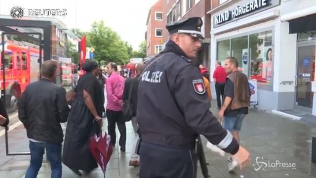 Germania, al killer di Amburgo era stato negato l'asilo