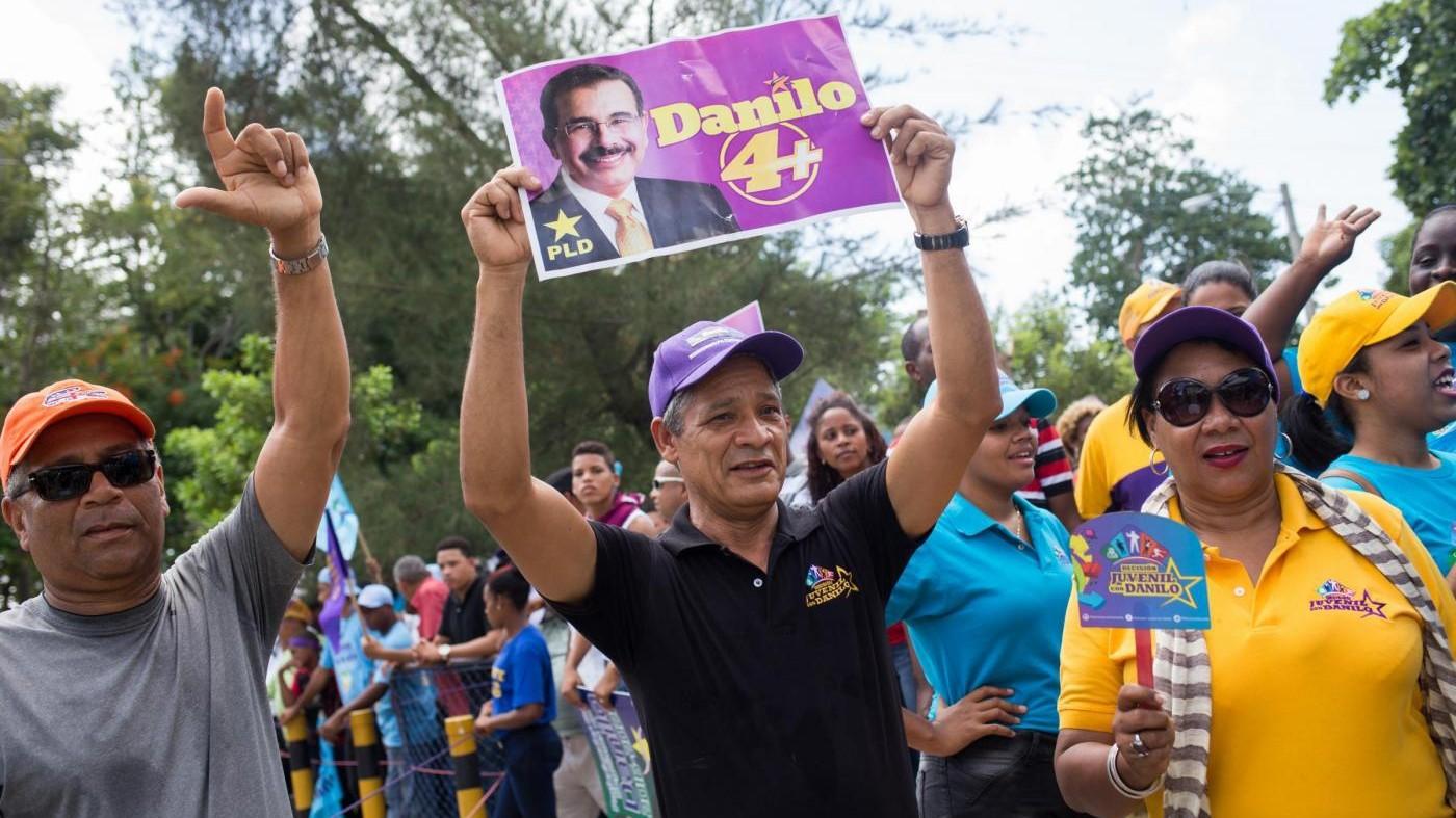 Rep. Dominicana al voto: 8 candidati alla presidenza