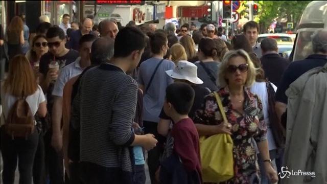 In italia meno nascite e residenti