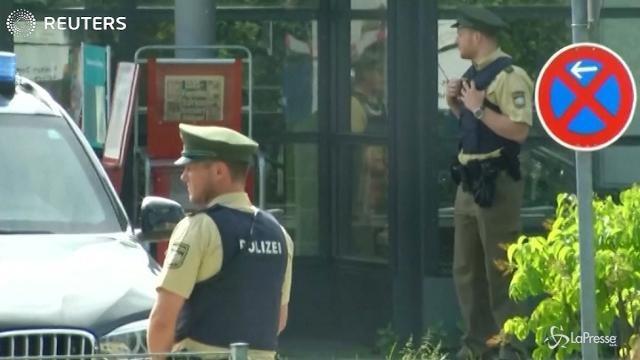 Sparatoria a Monaco di Baviera: 4 feriti