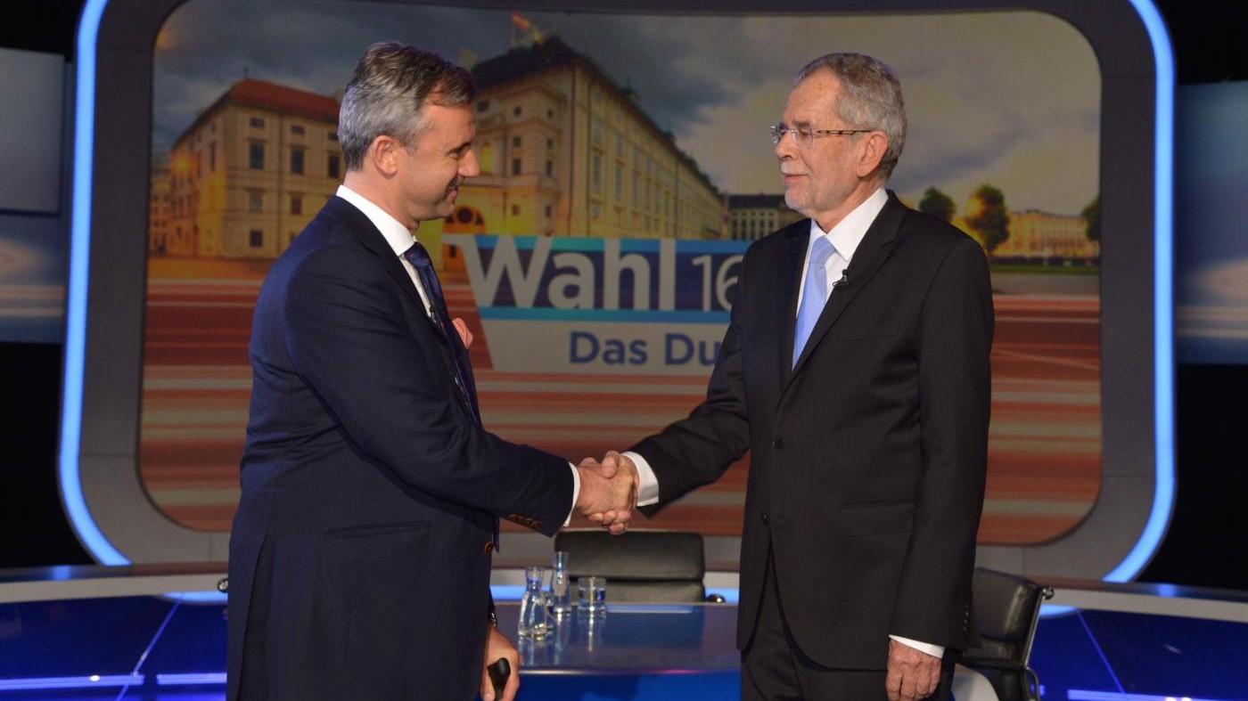 Austria al ballottaggio: favoriti ultranazionalisti