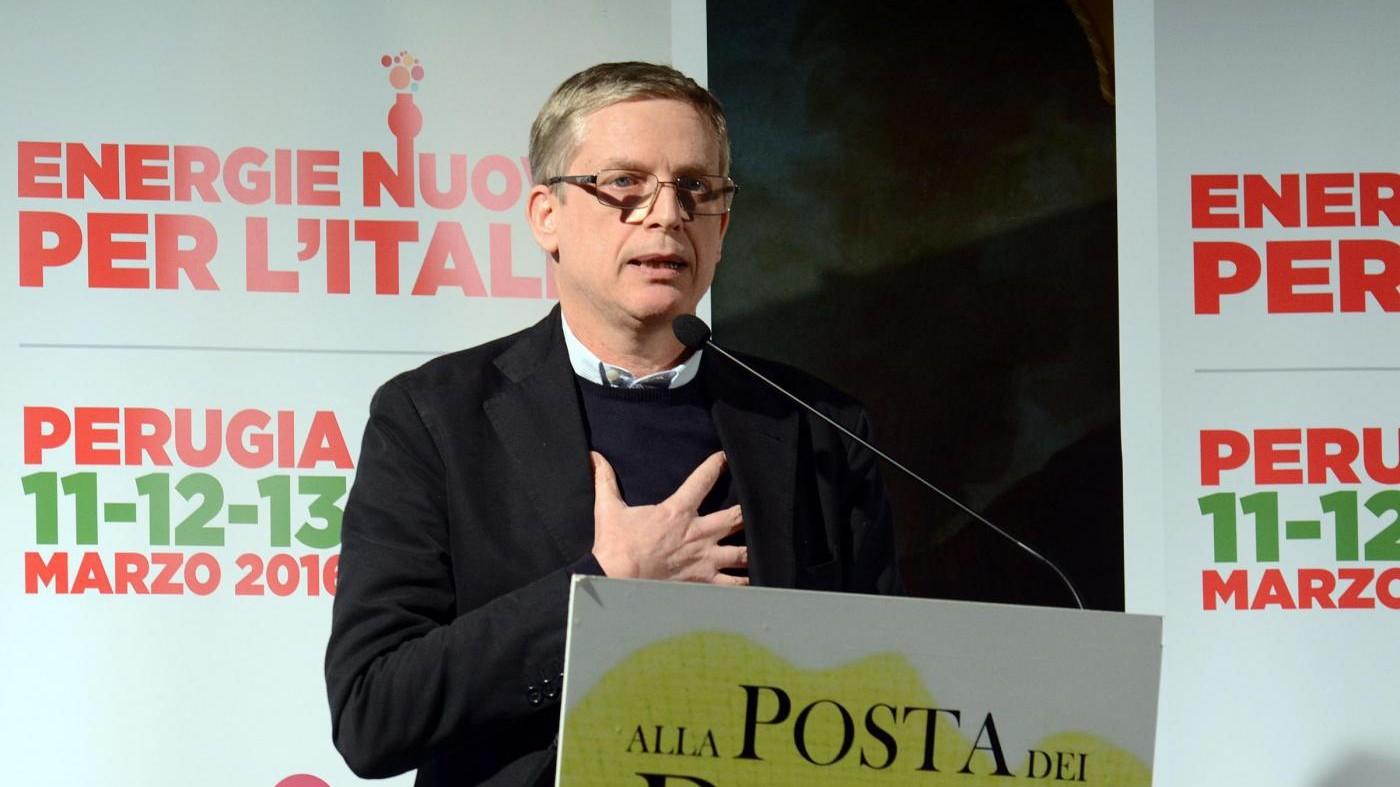 Cuperlo a Renzi: Attaccati alla poltrona? Io mi dimisi