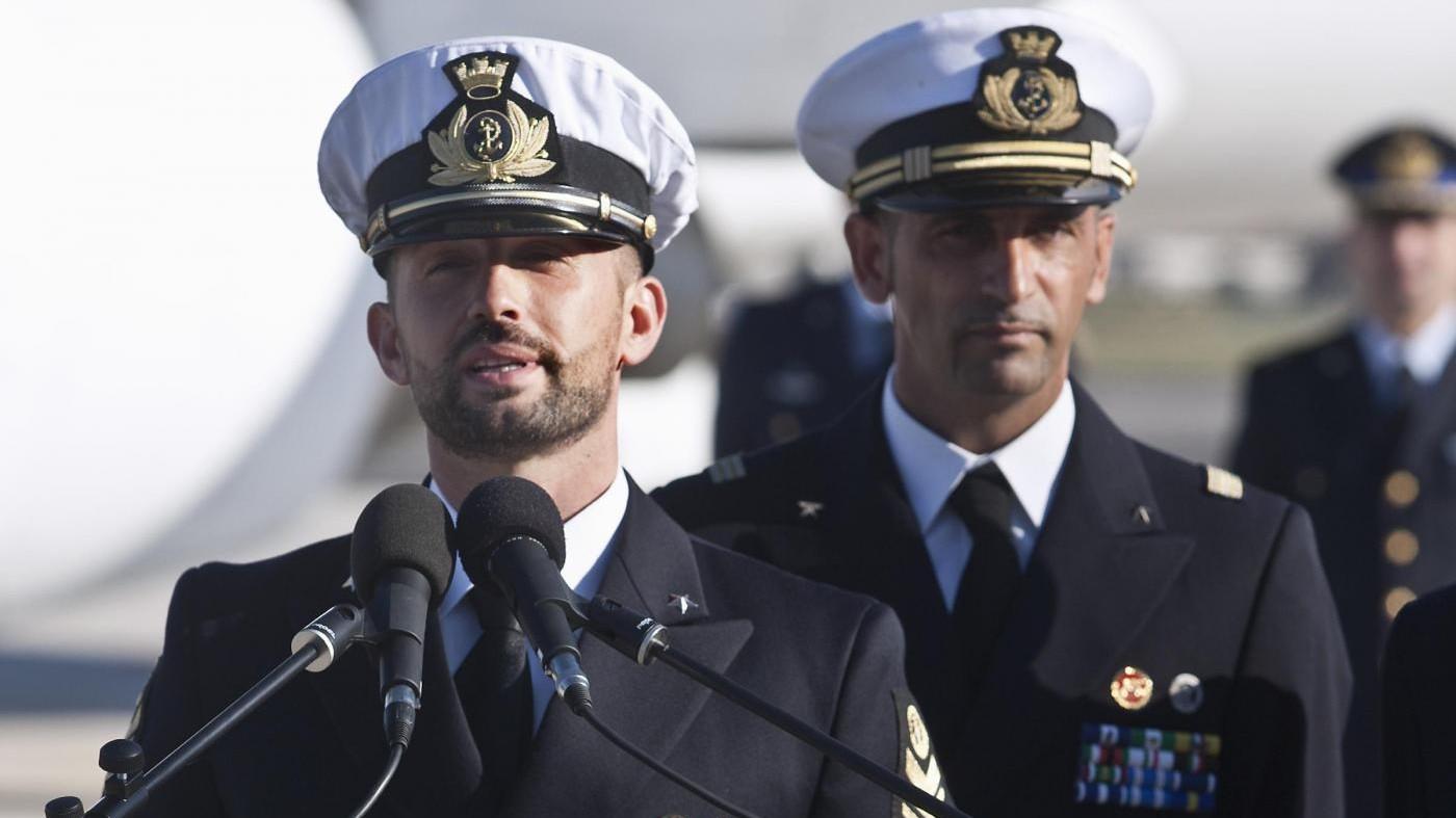 Marò, pressing Farnesina sull'India: Rapido rientro di Girone