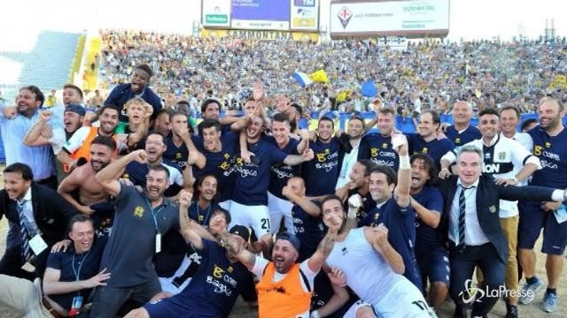 VIDEO Il Parma è tornato in B: ora inizia la caccia alla Serie A