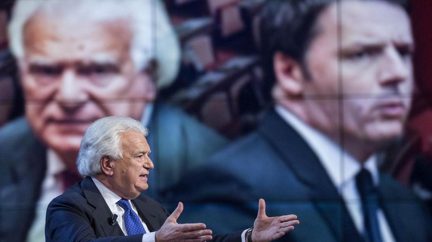 Renzi: Denis Verdini? Chi vota la fiducia è importante