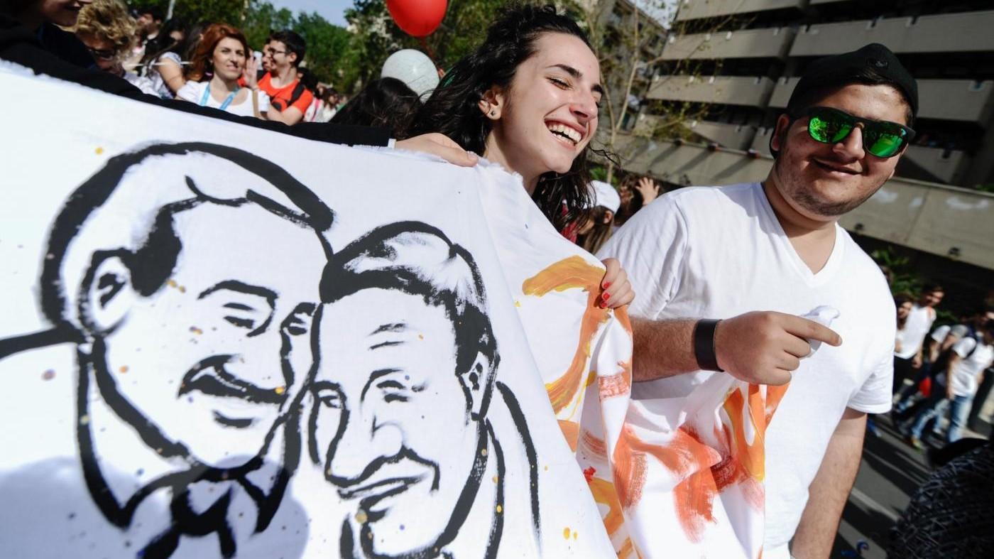 24 anni la strage di Capaci: l'Italia ricorda Falcone