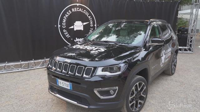 """Jeep """"Gli Itinerari del Rock"""" a Firenze"""