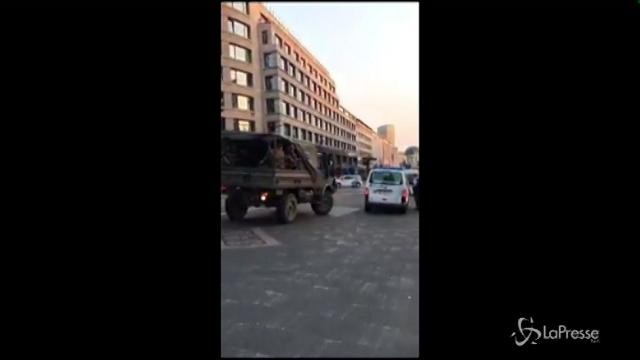 Allarme terrorismo a Bruxelles: evacuata la stazione centrale