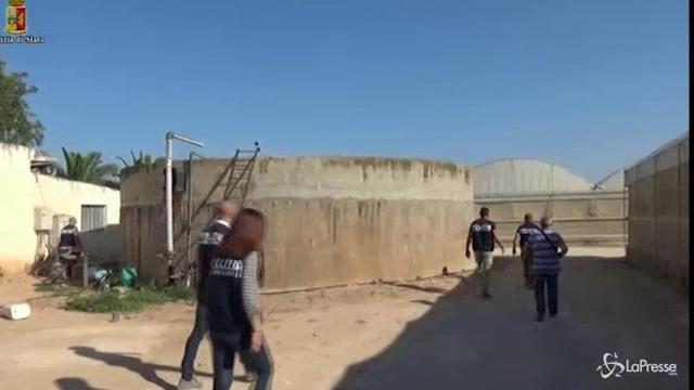 Caporalato a Ragusa, arrestati due imprenditori