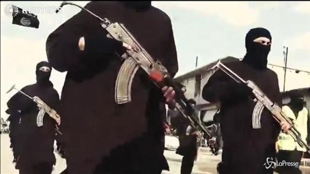 VIDEO Foreign fighter italiana fermata in Piemonte