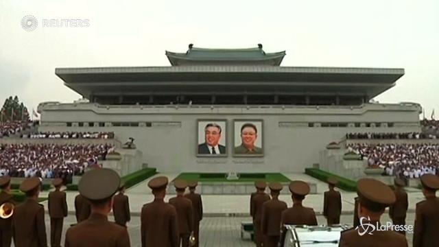 Pyongyang, il 67° anniversario della guerra tra le Coree