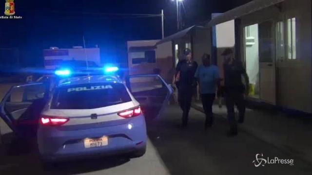 Sbarco Pozzallo: fermati due presunti scafisti eritrei
