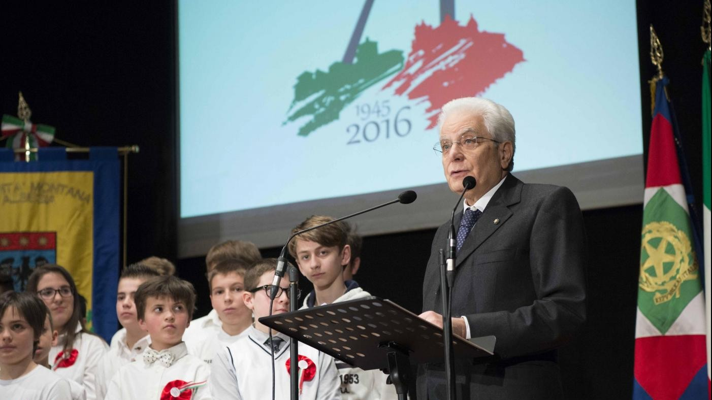 25 aprile, L'Italia celebra la Liberazione. Mattarella in Valsesia