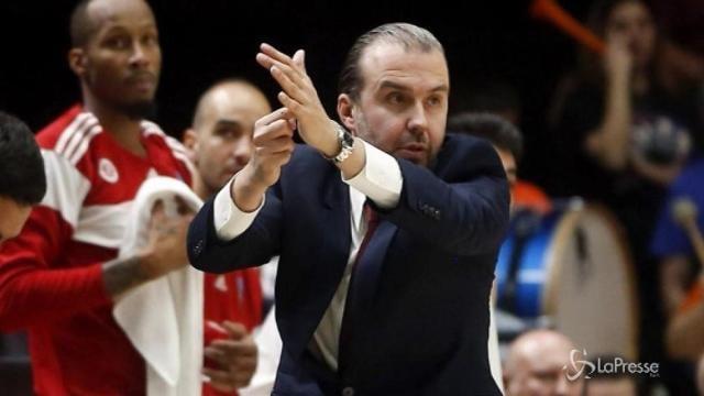 Pianigiani nuovo coach di Milano