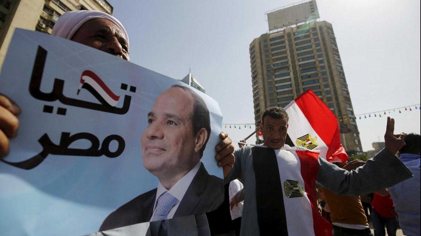 Egitto, scontri in proteste contro al-Sisi: arrestati reporter