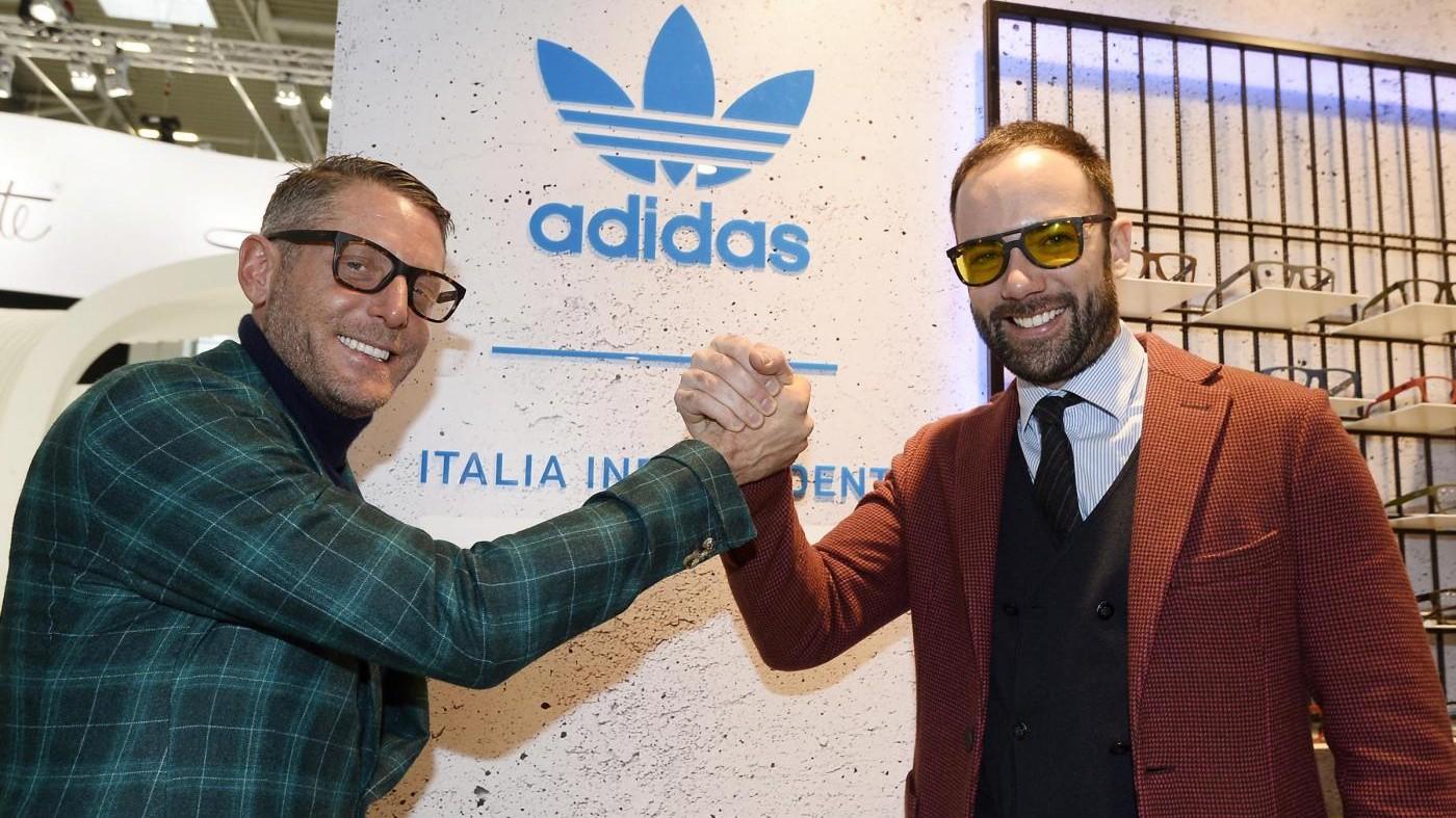 Italia Independent e Adidas insieme per collezione sneaker