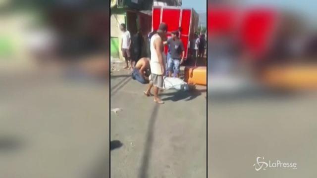 Rio de Janeiro, madre e figlia uccise da proiettili vaganti