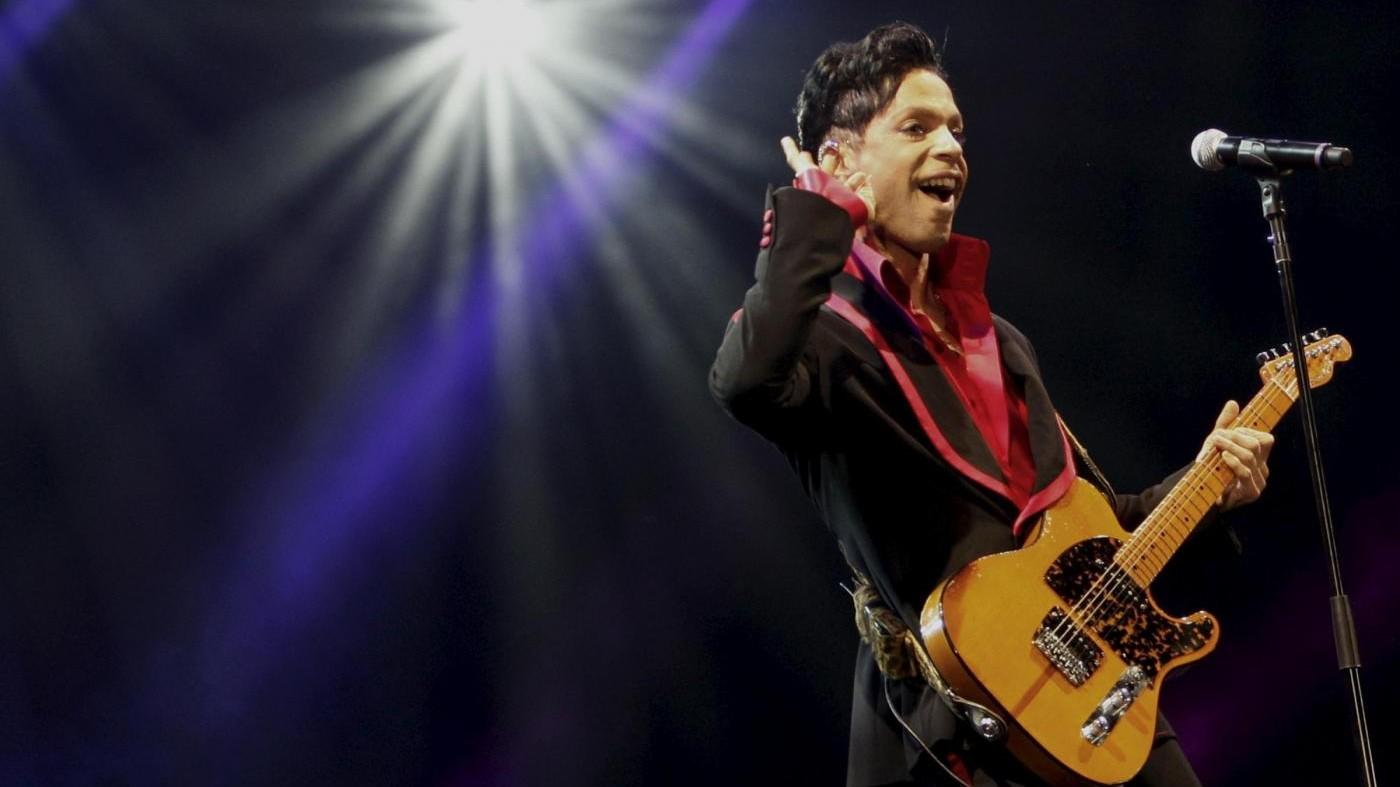 Prince aveva l'Aids: gli fu diagnosticato sei mesi fa