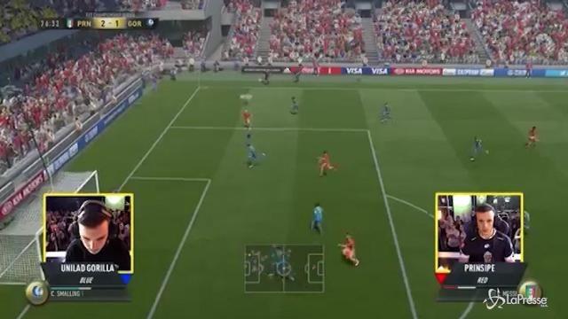 VIDEO Un italiano trionfa agli Europei di Fifa 17