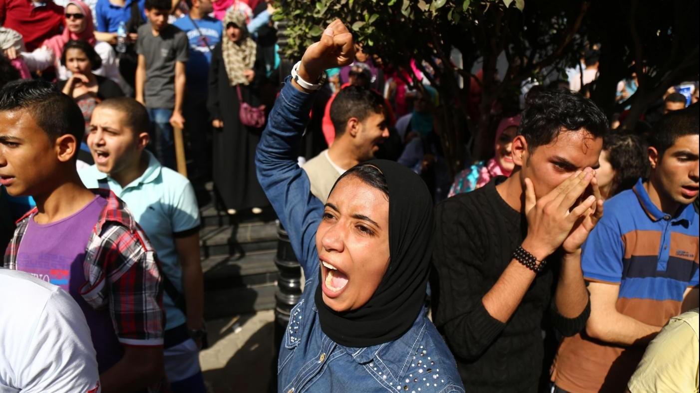 Egitto, 237 andranno a processo per proteste contro al-Sisi