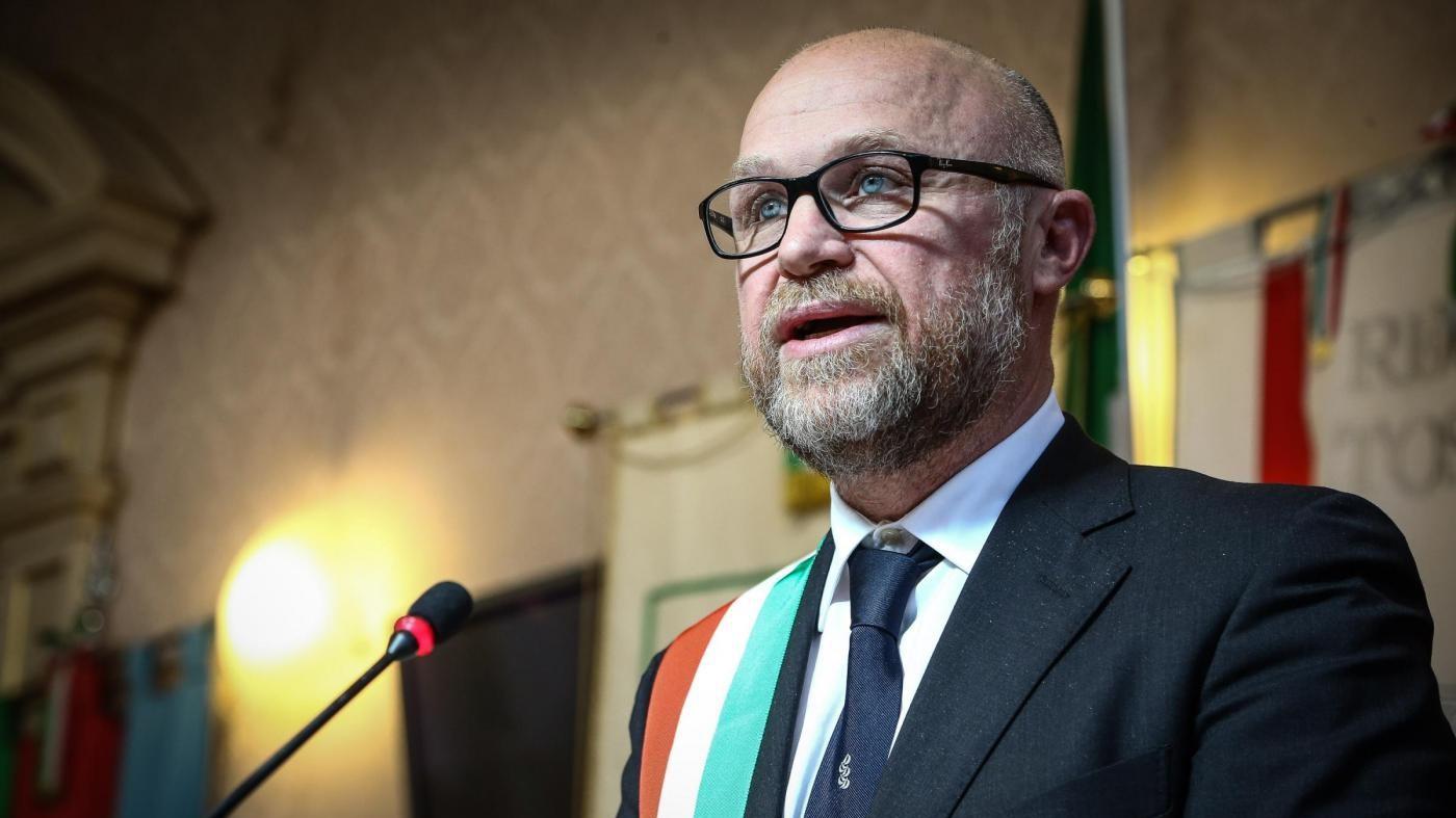 Livorno, il sindaco Nogarin: Sono pronto a dimettermi