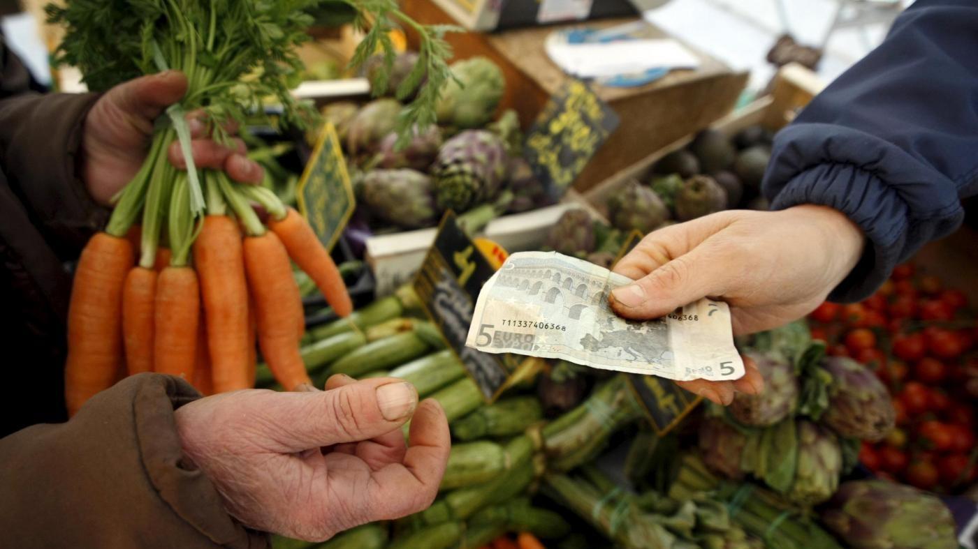 Gli italiani amano il 'green' a tavola: è boom del cibo bio